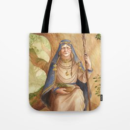Ruta ~ A Compendium Of Witches Tote Bag