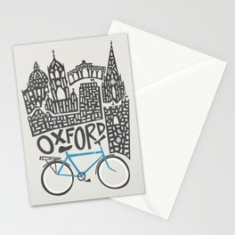 Oxford Cityscape Stationery Cards