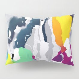 Who squashed the skyline Pillow Sham
