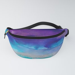 Into the flow Fanny Pack
