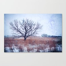 Strong Canvas Print