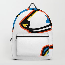 Smooth Fox Terrier Mascot Backpack