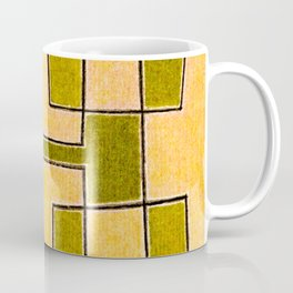 Protoglifo 08 Green sprout Coffee Mug