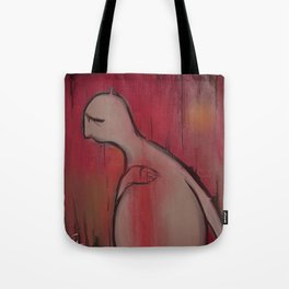 Heartbreak Id Tote Bag