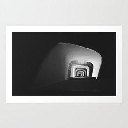 Aurea ladder Art Print