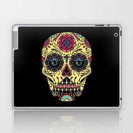 Deco Sugar Skull 3 Laptop & iPad Skin