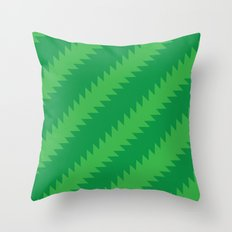 Watermelon life Throw Pillow