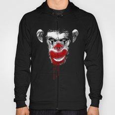 Evil Monkey Clown Hoody