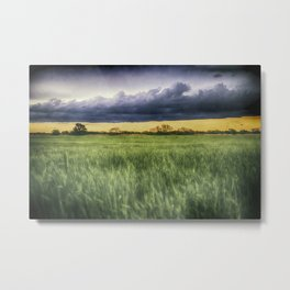 After the Storm 2 Metal Print