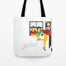 Zapped Tote Bag