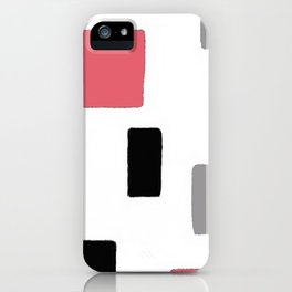 SQUARED I iPhone Case