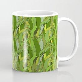 Lucky Bamboo in Porcelain Bowl Coffee Mug