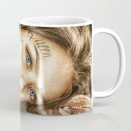 Tattoo Model Painting | Tattoo Shop Coffee Mug