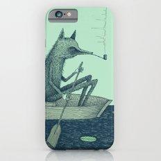'Across The Lake' (Colour) iPhone 6s Slim Case