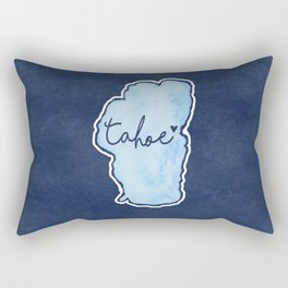 Tahoe True Blue 2 Rectangular Pillow