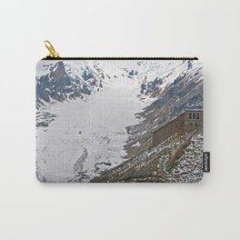 High up in the Alps Carry-All Pouch