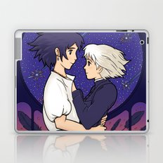 Something I Want to Protect (Dark Version) Laptop & iPad Skin