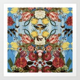 Amanita muscaria Art Print