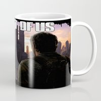the last of us Mugs featuring The Last of Us by Icemanire