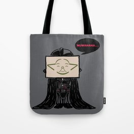 Current Status (Dark Side) Tote Bag