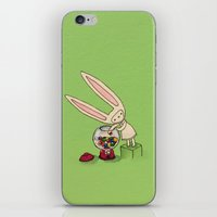 gumball iPhone & iPod Skins featuring Gumball Toki by KarolynSeonjoo