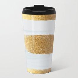 Golden sea Travel Mug