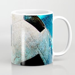 The soccerball version 2 Coffee Mug