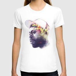 J Dilla (2/7/74 - 2/10/06) T-shirt