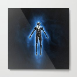 Disco god Metal Print