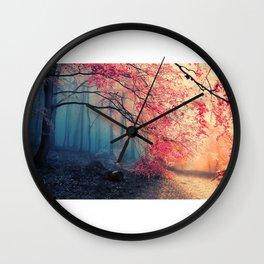 Paisaje Wall Clock