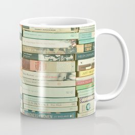 Bookworm II Coffee Mug