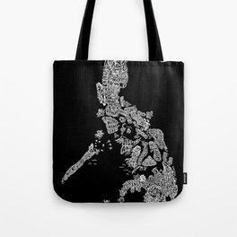 Paranormal Philippines (black) Tote Bag