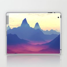 Mountains of Another World Laptop & iPad Skin