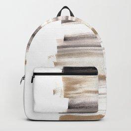 [161216] 6. Slashy |Watercolor Brush Stroke Backpack