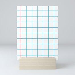The Mathematician Mini Art Print