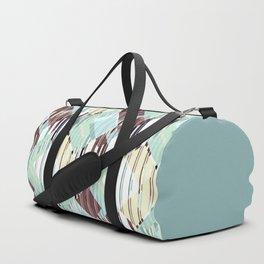 Geometric pattern.9 Duffle Bag