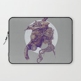 Gas Mask Laptop Sleeve
