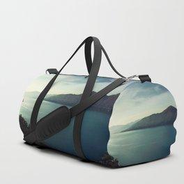 Blue Bay of New Zealand Duffle Bag