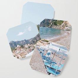 Amalfi Coast Beach Coaster