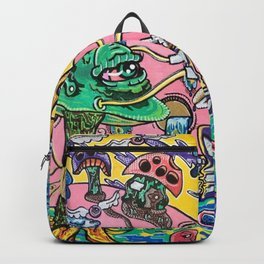 An Alternative Trip Backpack