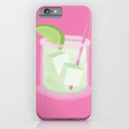 Margarita on the Rocks iPhone Case