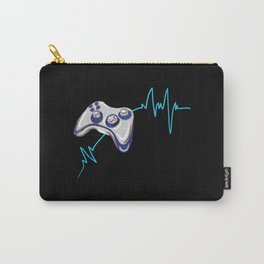 Gamer Heartbeat Carry-All Pouch