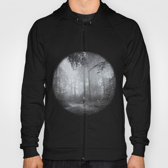 seeking silence Hoody