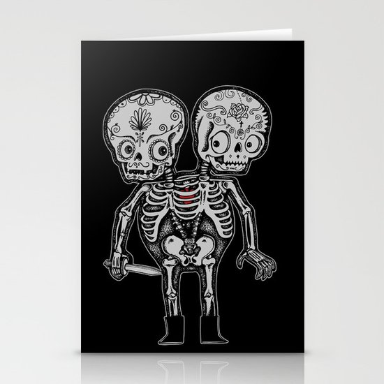 Twinsies Stationery Cards