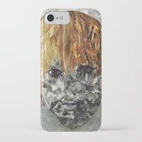 kurt cobain iPhone & iPod Cases featuring Kurt Cobain by Smith Smith