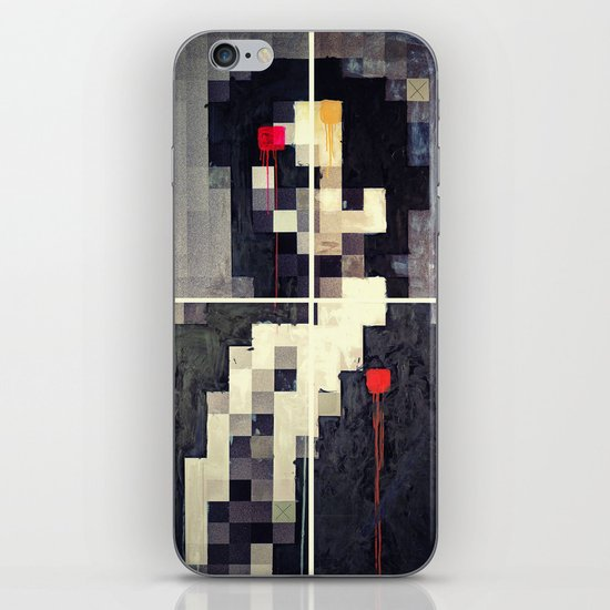 King Tut iPhone Skin