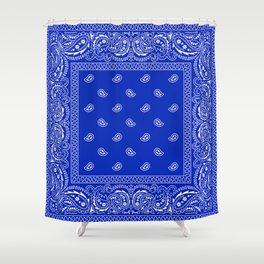 Bandana Royale  Shower Curtain