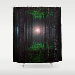 Pressure Shower Curtain