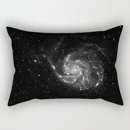 Galaxy Space Stars Universe   Comforter Rectangular Pillow