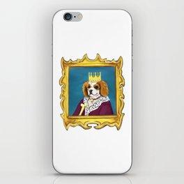 King Charles Cavalier iPhone Skin